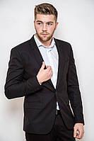 Пиджак мужской классический AG-0000159 Черный