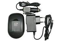 Зарядное устройство ExtraDigital для Panasonic DMW-BCA7, DMW-S001 (DV00DV2045)