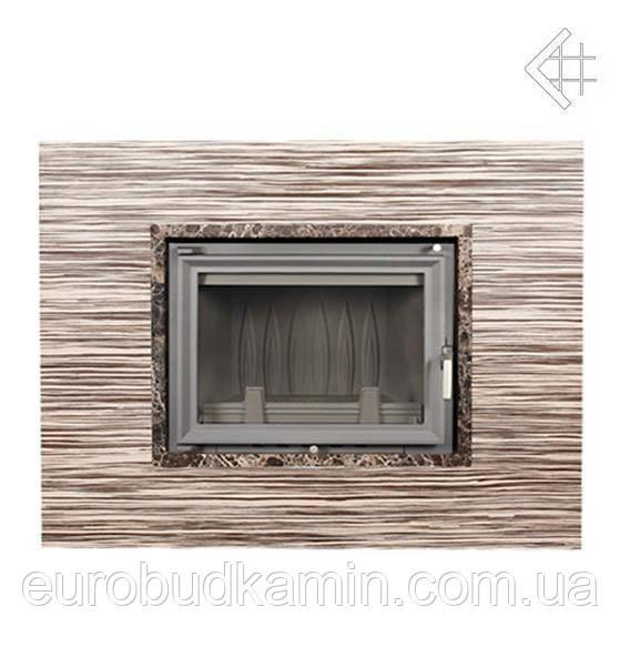 Рама портала ZEBRANO светлая для каминной топки Oliwia/Wiktor
