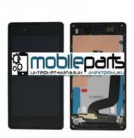 Оригинальный Дисплей (Модуль)+Сенсор (Тачскрин) для Sony D2202 Xperia E3 | D2203 | D2206 (Черный)