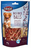 Лакомство Trixie Premio Rice Duck Balls для собак с уткой и рисом, 80 г