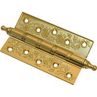 Дверная  петля RDA Antique Collection AC02 золото