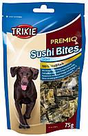 Лакомство Trixie Premio Sushi Bites для собак с белой рыбой, 75 г