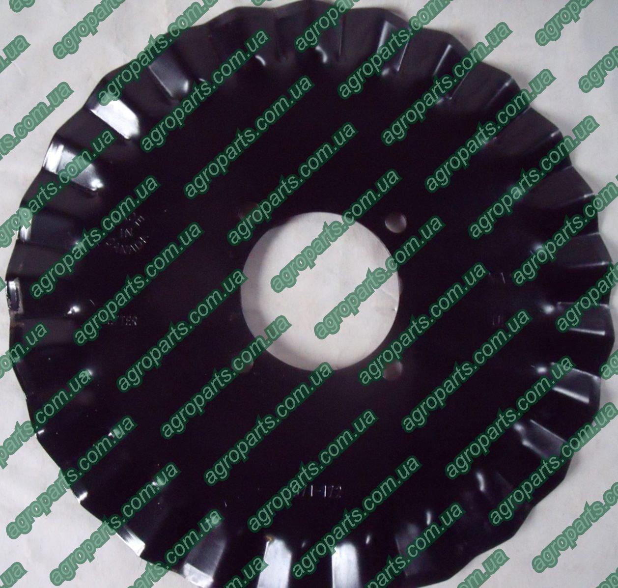 Фреза 820-116C турбонож диск АНАЛОГ з/ч диски COULTER BLADE 820-018, 820-116, култер 820-082