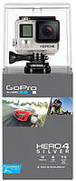 Экшн-камера GoPro HERO4 Silver STANDARD (CHDHY-401-FR)