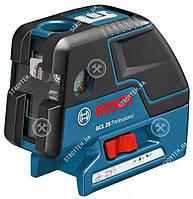 Bosch GCL 25 Professional Комби-лазер (линейный + точечный) + BS 150 (0601066B01)