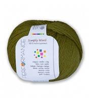 Simply Wool 100% шерсть, 50г/110м