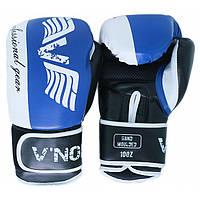 Боксерские перчатки V`Noks Lotta Blue