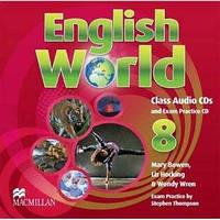 Аудио диск English World 8 Class Audio CD