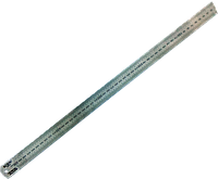Лінійка будівельна, мет. 500 мм