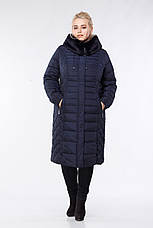 Теплое зимнее пальто на женщину Нью Вери (Nui Very) в Украине по низким ценам , фото 2