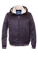 Зимняя мужская куртка 48-60 размеры SV HG 521 - CORBONA - 25 #