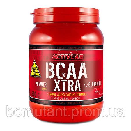 BCAA Xtra 500 гр grapefruit Activlab