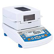 Анализатор влажности МА 210.R до 210 г с точностью 0.001 г