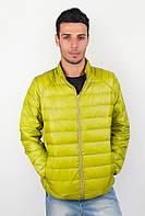Куртка мужская, ветровка стеганая AG-0002077 Киви