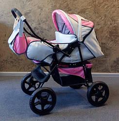 Детская коляска-трансформер Trans Baby Dolphin 46/16
