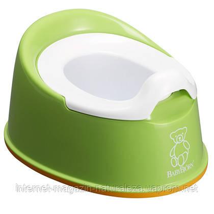 Горшок BabyBjorn Smart зеленый, фото 2