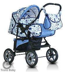 Детская коляска-трансформер Trans Baby Dolphin 53/CuA