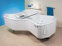 Ванна для подводного струйного массажа, форма «бабочка» SUW2100K
