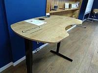 Стол для работы стоя от Ergo Place в Creative Quarter в БЦ Gulliver