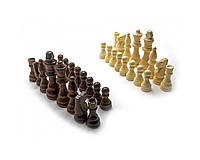 Шахматные деревянные фигуры