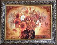 Картина из янтаря. Панно 26