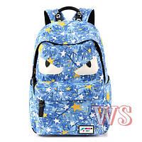 Стильный школьный рюкзак для девочки