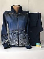 Оригинальный спортивный костюм женский, Турция, размеры 42, 44, 46, 48, 50, 52.