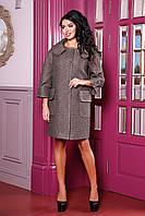 Пальто женское шерстяное с 44-54