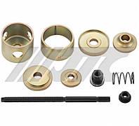Набор инструментов для демонтажа/монтажа сайлентблоков нижнего рычага (VW T5) JTC 4475