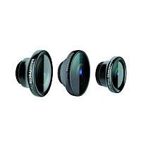 Объективы для телефона Manfrotto Set of 3 Lenses (MOKLYP+5S)
