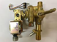 Блок газового и водяного редуктора в сборе для турбо колонки
