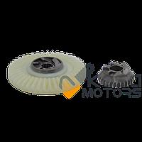 Тарелка электропилы Matrix (D-85 mm, 43 шл) пластик