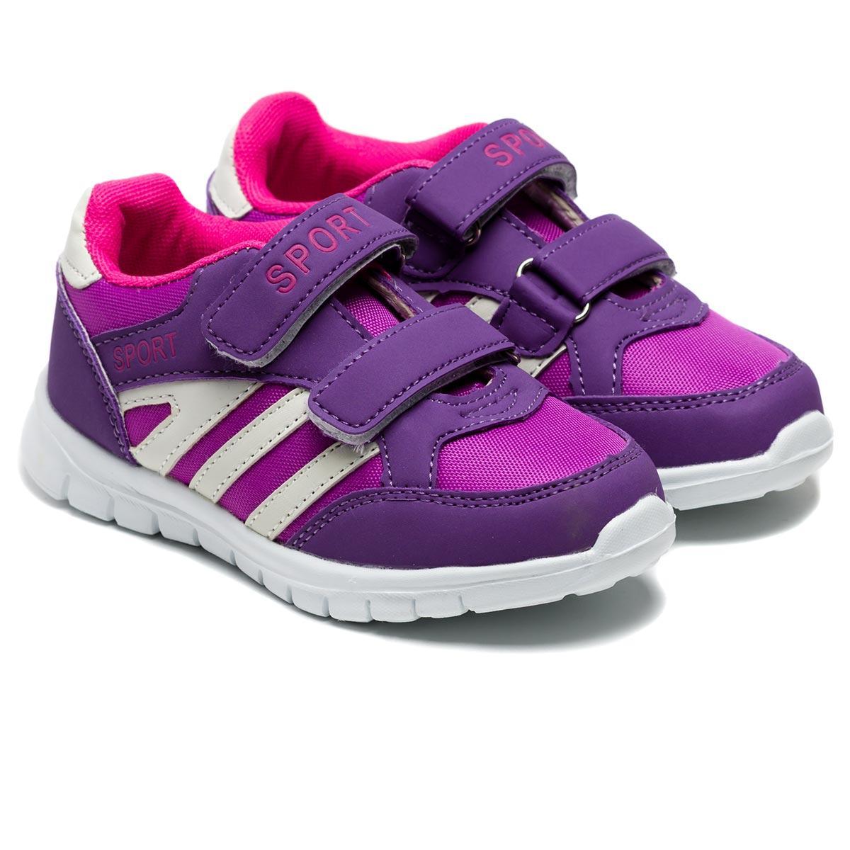 Спортивные кроссовки Солнце для девочек, размер 27-31