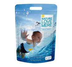 Підгузки-трусики для плавання NatureLoveMere, розмір XL (12-16кг), 3шт