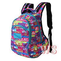 Модный школьный рюкзак для девочки