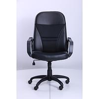Кресло Анкор Пластик Скаден черный + Сетка (AMF-ТМ)