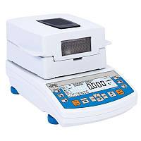 Анализатор влажности МА 50/1.R до 50 г с точностью 0.0001 г