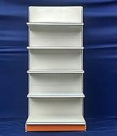 """Торговый стеллаж односторонний """"Колумб"""" 200х127 см. бу, фото 1"""