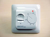 Механический терморегулятор теплого пола RTC-70.26, фото 1