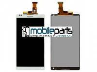 Оригинальный Дисплей (Модуль) + Сенсор для Sony C6502 L35h Xperia ZL   C6503 L35i Xperia ZL   C6506 Xperia ZL