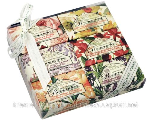 Nesti Dante Подарочный набор мыла Nesti Dante Романтика 6 шт х 150 г, фото 2