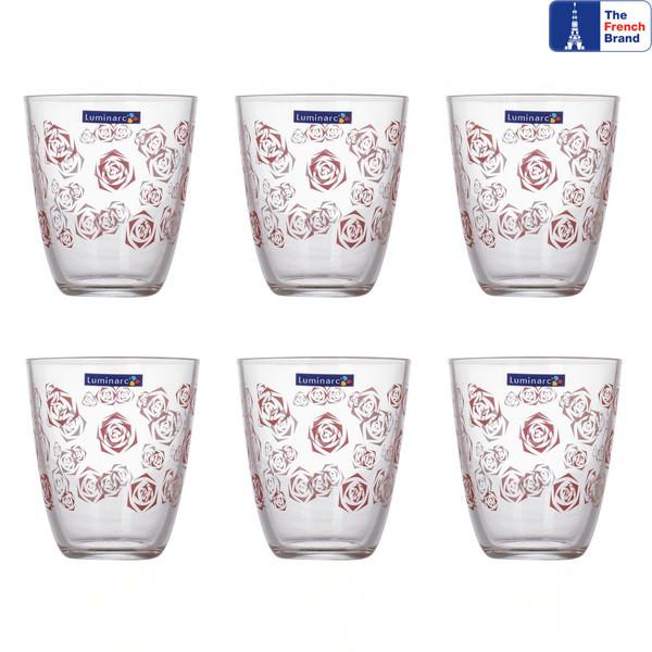 Набор стаканов низких Luminarc Neo Beliarosa 310 мл 6 шт.