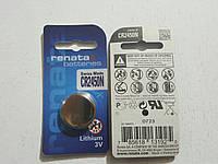 Дисковая батарейка RENATA Lithium Cell 3V   CR2450N (540mAH) (C1)