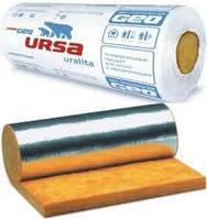 Вата фольгированная Ursa М-11 F50 50мм \1.2х12,5м\ 15 м2