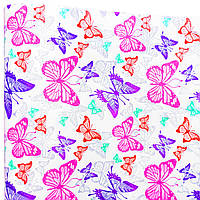 "Подарочная бумага ""Бабочки"" (513)"