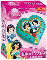 Шкатулка для принцессы, Disney Princess, Ranok Creative (204250)
