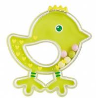Погремушка Птичка, зелёная, Canpol babies (2/189-3)