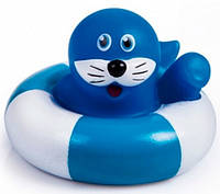 Игрушка-пищалка для купания Морской котик, Canpol (2/994-3)