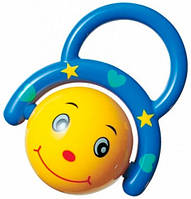 Погремушка Бурлящий шар (сине-желтый), Canpol babies (2/237-2)